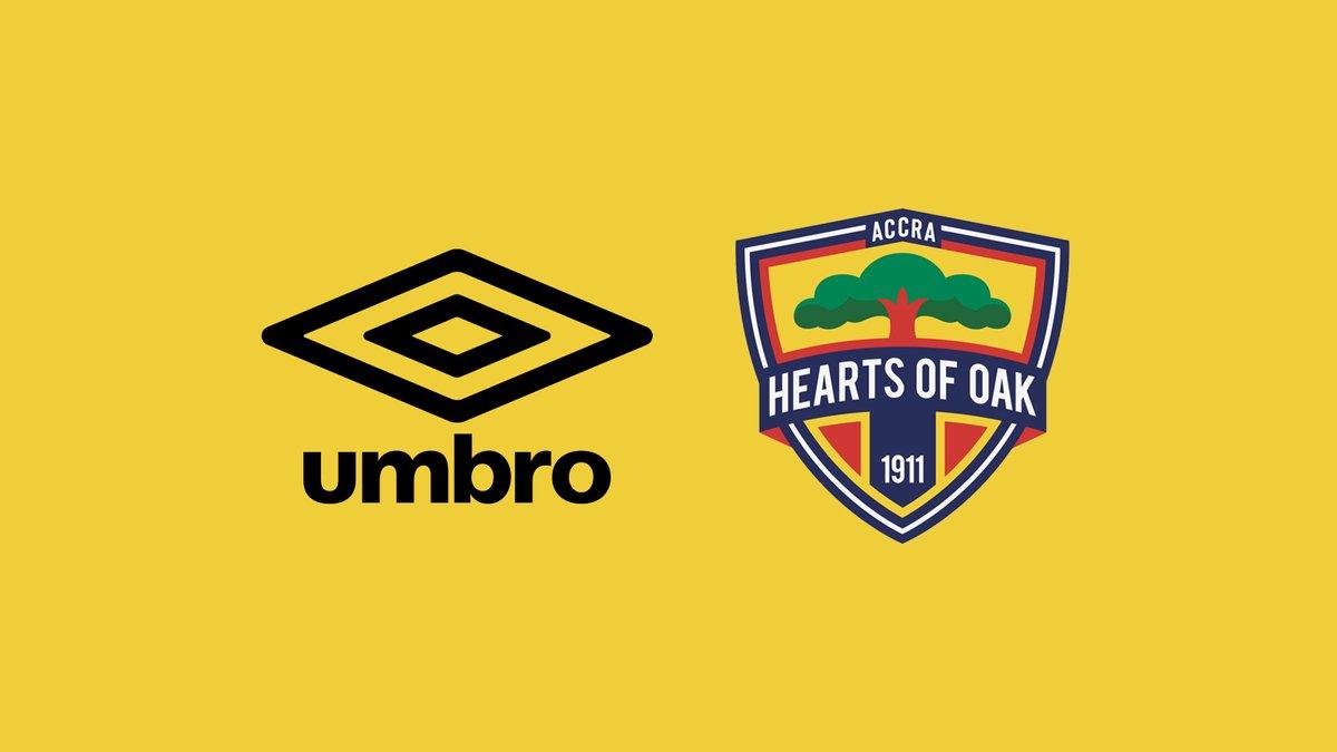 hearts of oak umbro kits